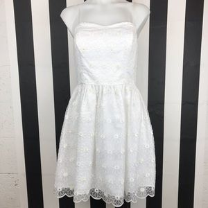 Lilly Pulitzer Resort Surrey White Mini Dress
